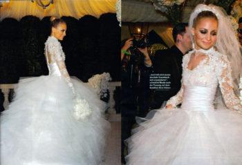 Свадебное платье Николь Ричи