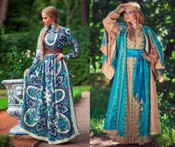 Исторические свадебные костюмы