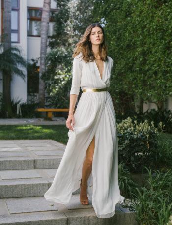 Платье для невесты в стиле бохо