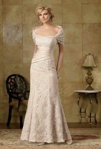свадебное платье для невесты в возрасте