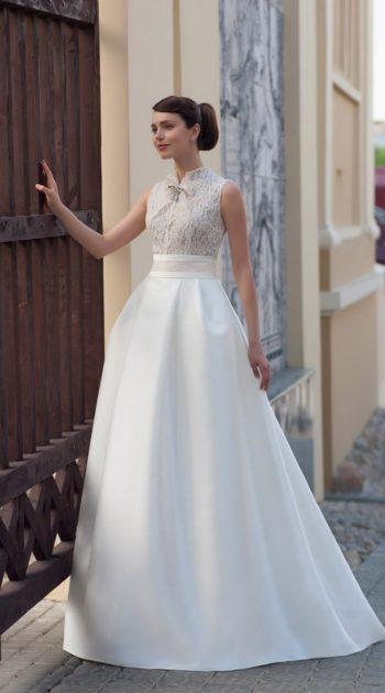 платье невесты в стиле 50-х годов