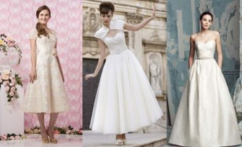 свадебная мода 60-х годов