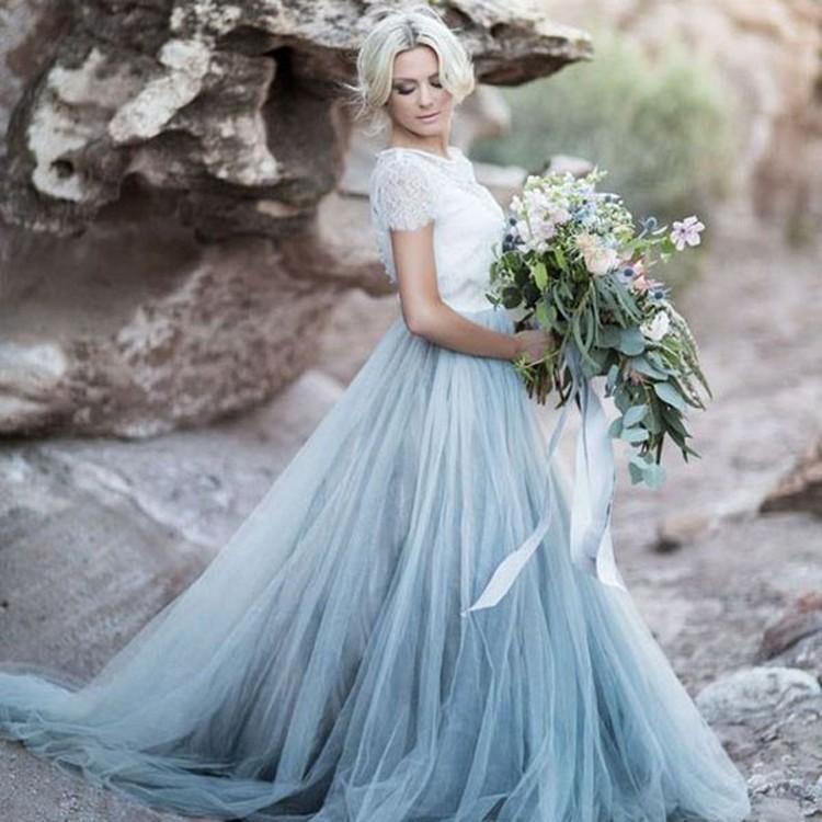 Свадебные платья для второго брака  что надеть невесте на регистрацию