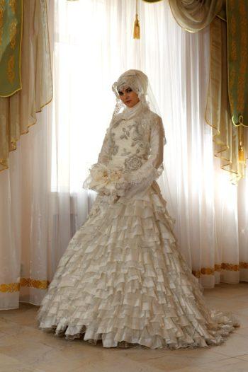 платье в исламском стиле
