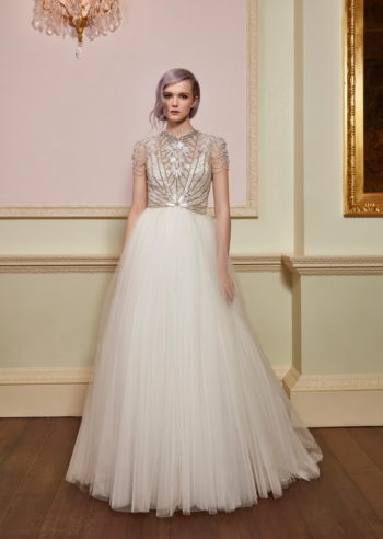 свадебный наряд Jenny Packham