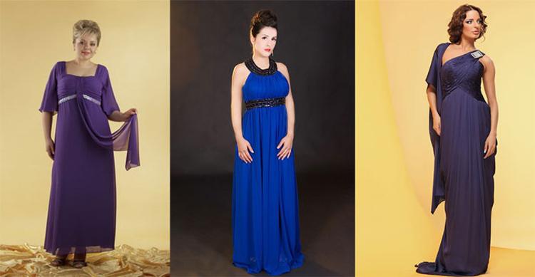 фасоны платьев для мам