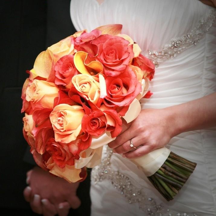 Воде, свадебные букеты для невесты г. коломна