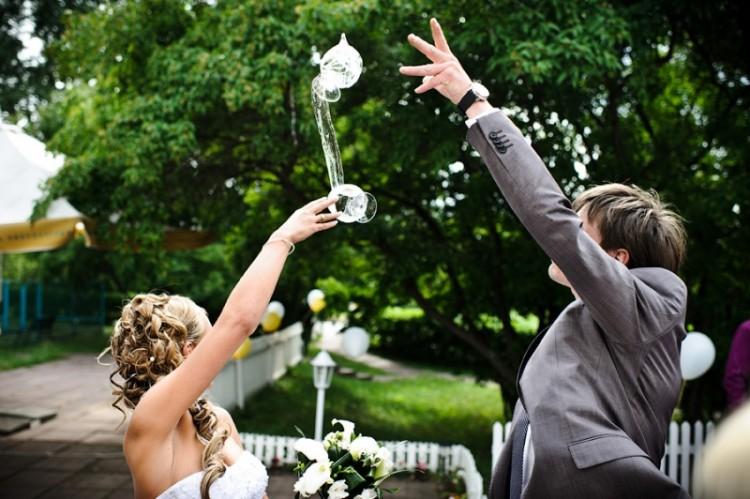 Популярные свадебные традиции и приметы