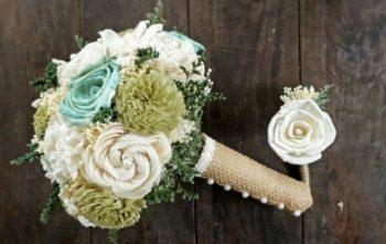 Искусственный букет – какой невесте лучше подойдет?