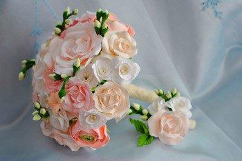 Букет дублер – еще один свадебный букет невесты
