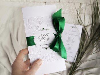 Как изготовить пригласительные на свадьбу бабушке или дедушке своими руками?