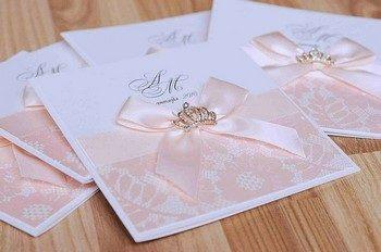 Как правильно подписать приглашение на свадьбу образец
