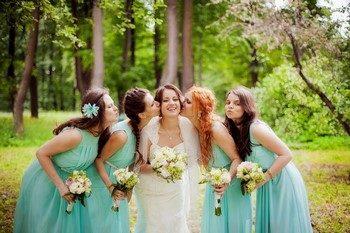 Прикольные и шуточные поздравления для подруги на свадьбу