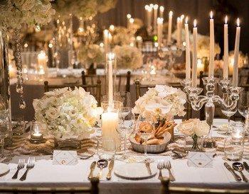 Как составить свадебного меню на 20, 30 и 40 человек?