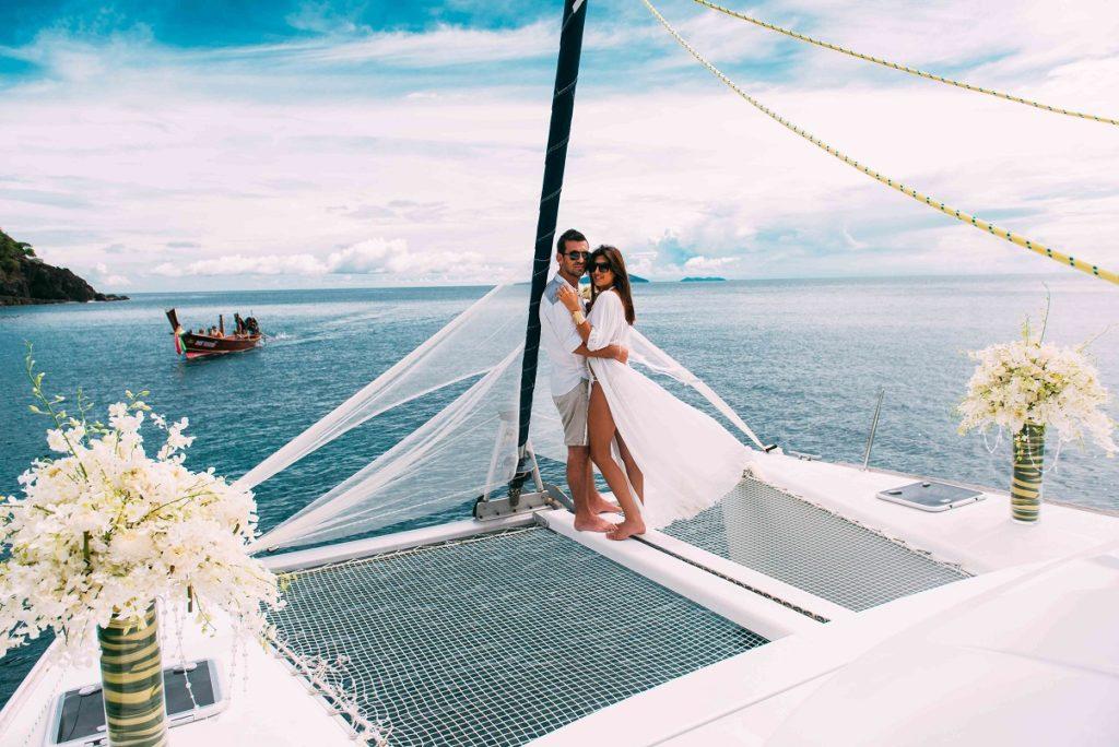 Фото жениха и невесты на свадьбе на Кубе