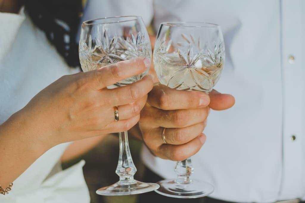 Хрустальная свадьба за рубежом