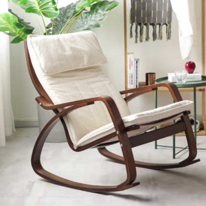 Кресло качалка как подарок на годовщину
