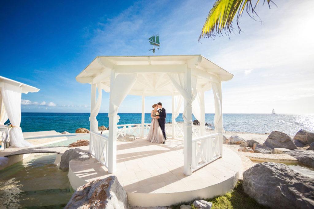 Место бракосочетания на Кубе