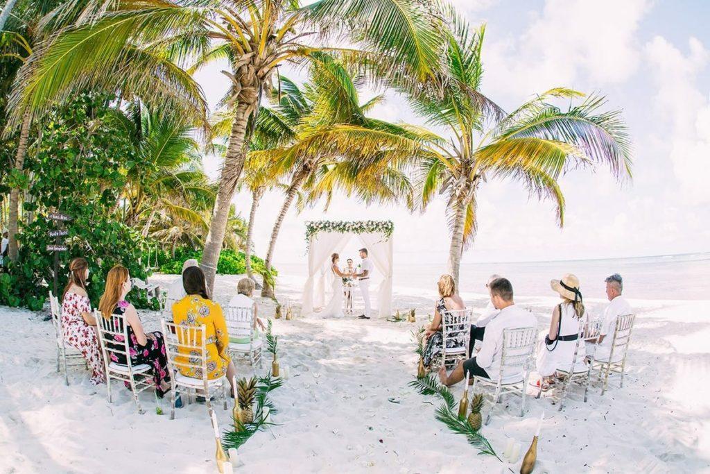 Официальная свадьба на Кубе