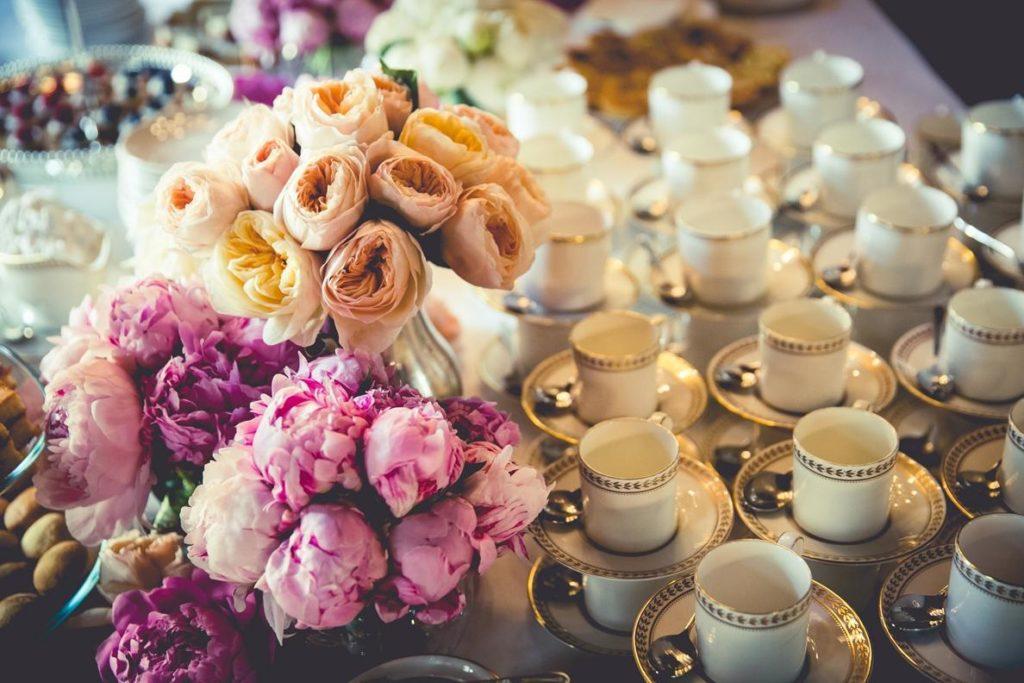 Организация шестидесятого юбилея свадьбы