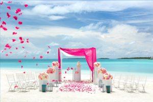 Организация свадьбы на Мальдивах