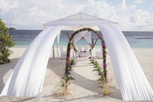 Организация свадебной церемонии на Мальдивах