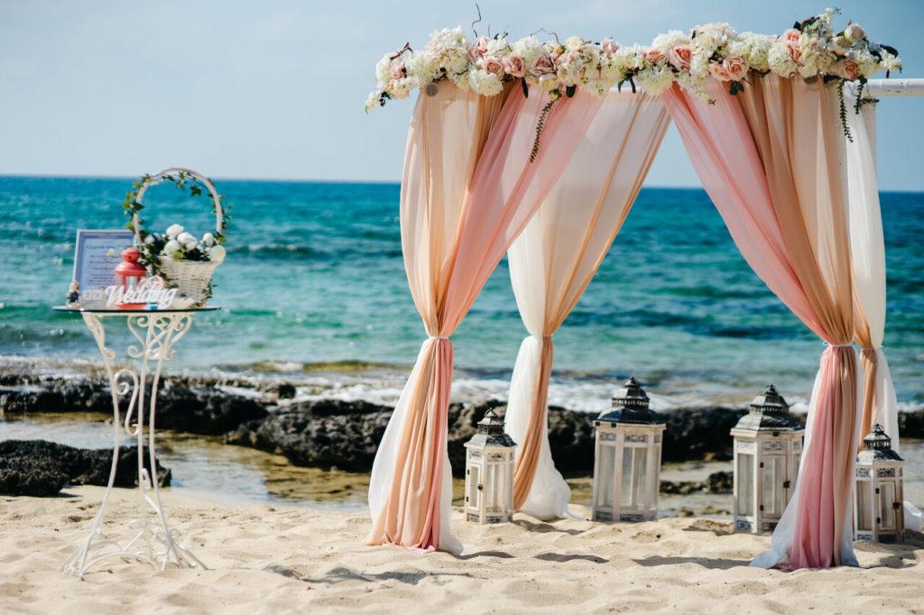 Подготовка к свадьбе на Кубе
