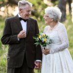 Шестидесятая годовщина свадьбы