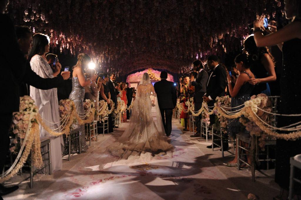 Свадьба с ритуалами на Кубе