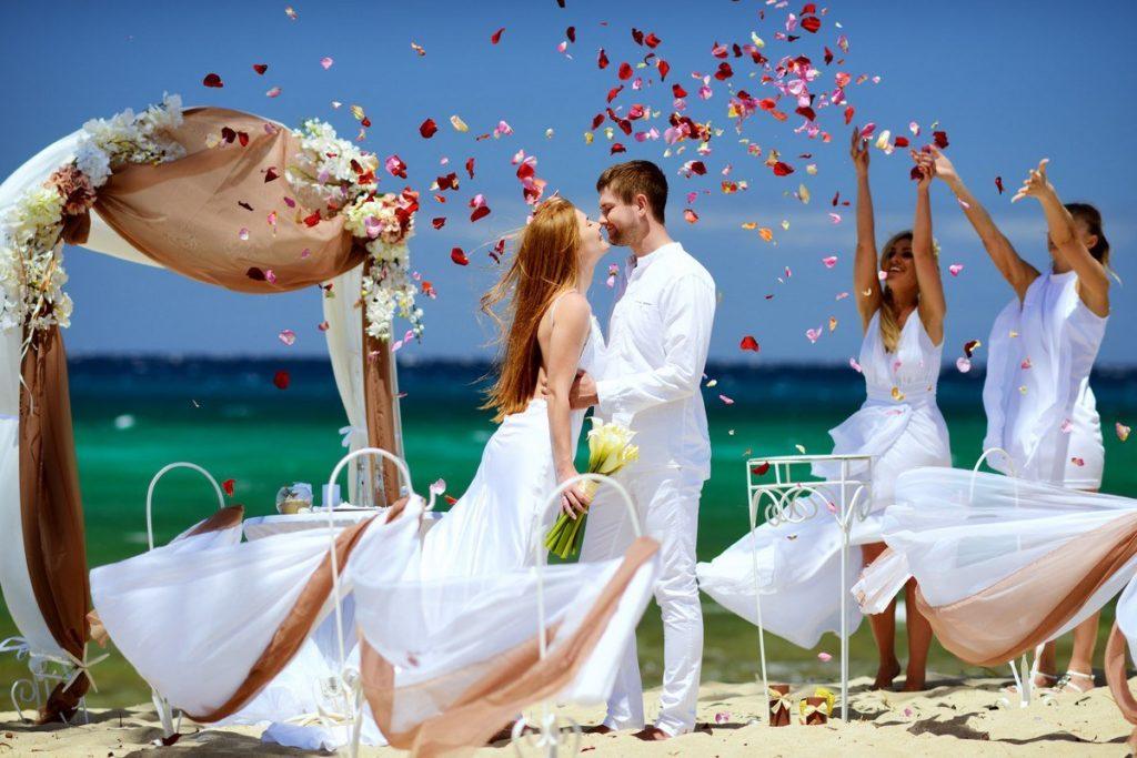 Свадебное торжество на Кубе