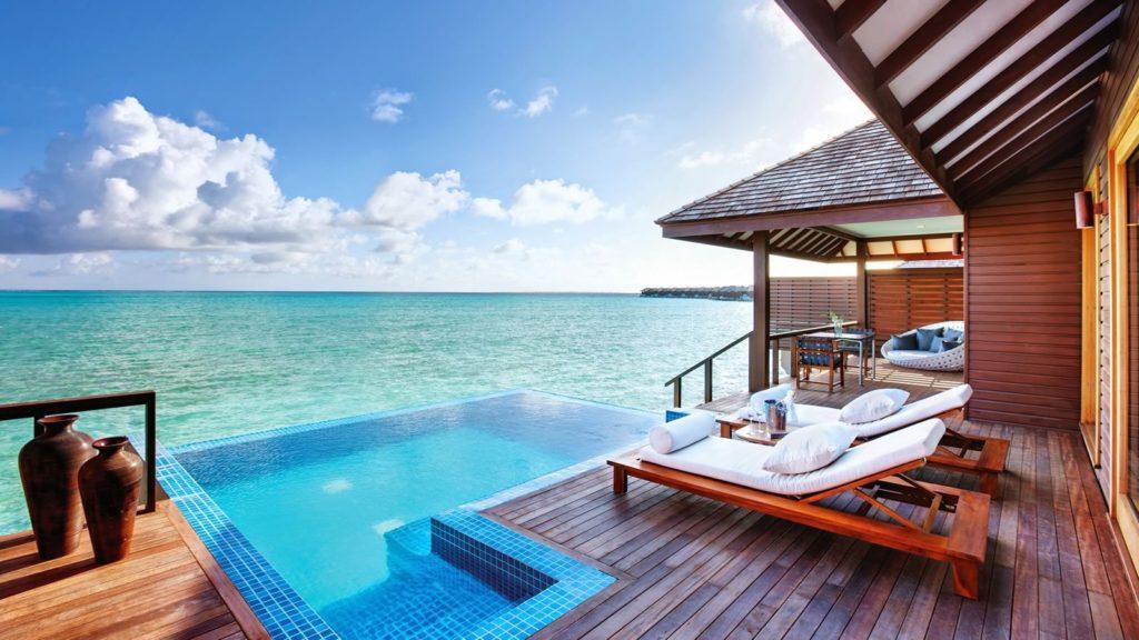 Свадебный тур на Мальдивах