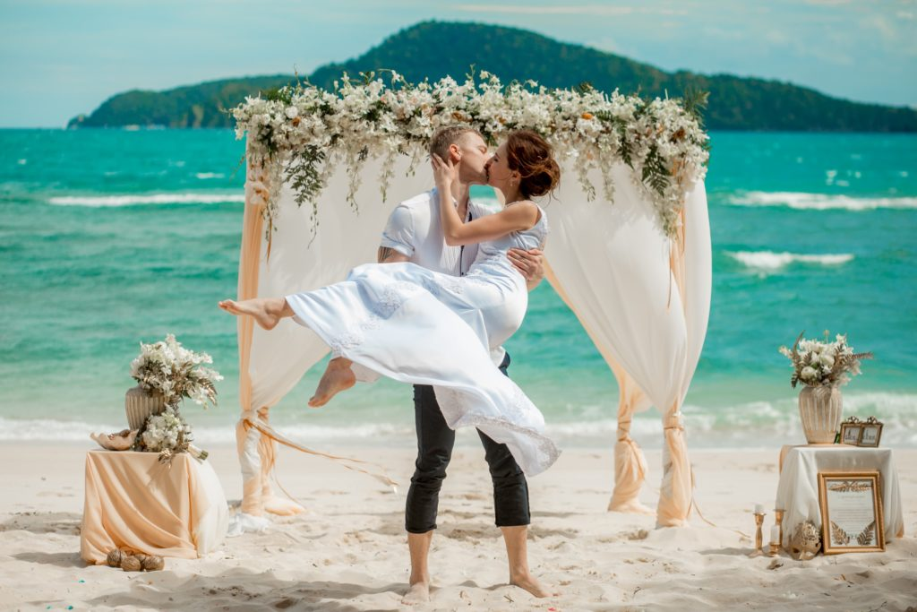 Свадебный тур на Мальдивы