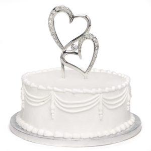 Торт на пятнадцатилетие свадьбы