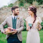 Фотосессия 7 на свадьбе в стиле рустик