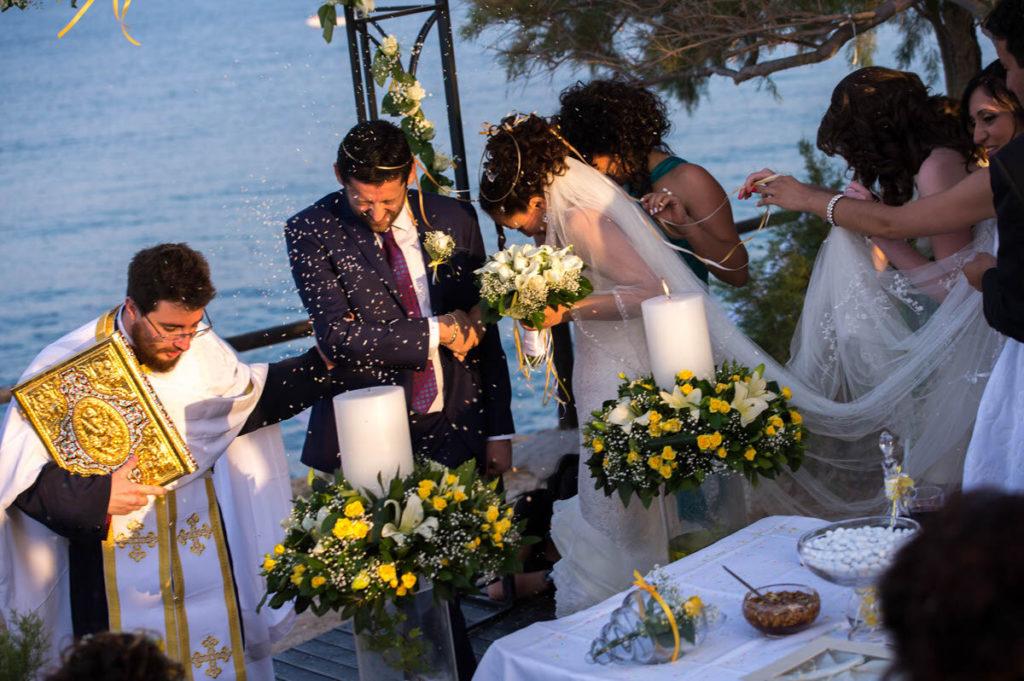 Празднование свадьбы по греческим традициям