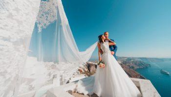 Свадьба и свадебный тур в Греции