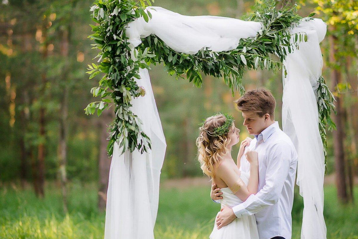 Организация свадьбы на природе: как провести и отметить красиво