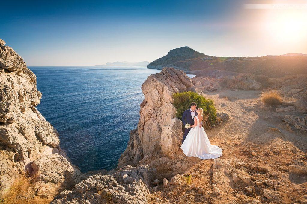 Свадьба в Греции на Родосе