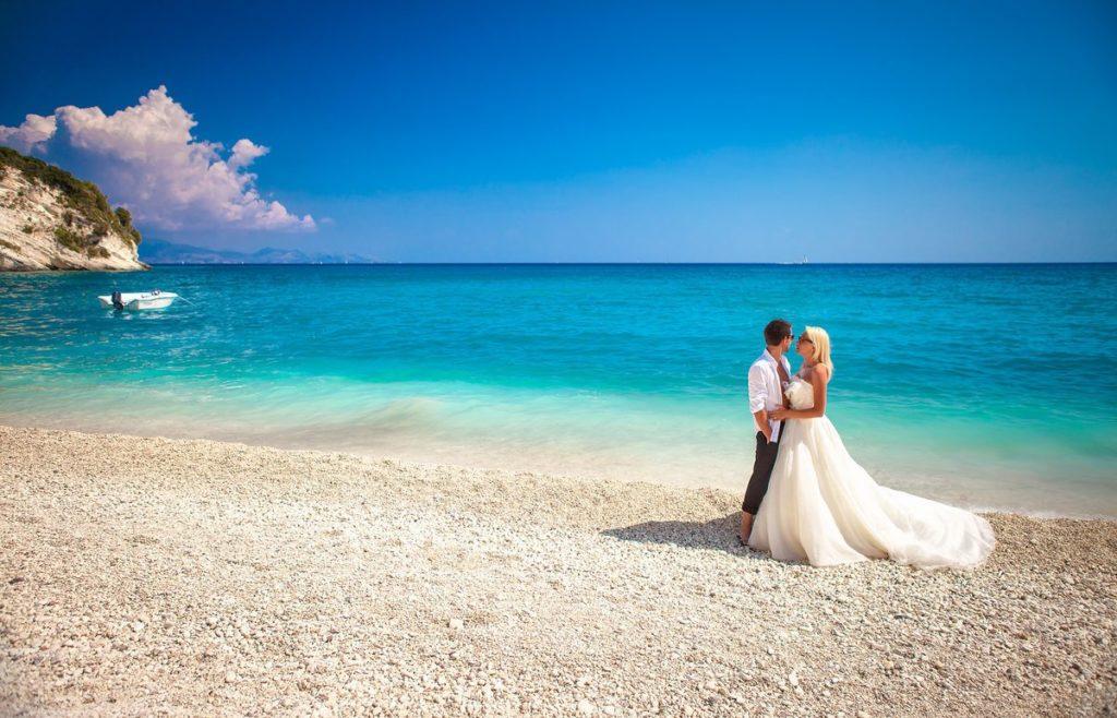 Свадебная фотосессия в Греции