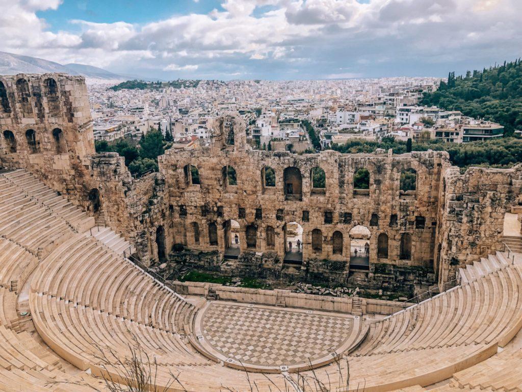 Свадебный тур молодоженов в Грецию